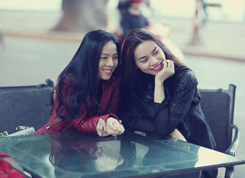 Hà Hồ càng nổi tiếng càng mất nhiều chị em thân thiết - 6