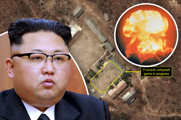 Phát hiện hành động lạ ở khu thử hạt nhân Triều Tiên - 1