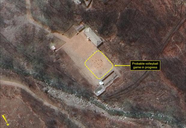 Phát hiện hành động lạ ở khu thử hạt nhân Triều Tiên - 2