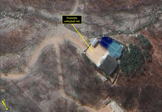 Phát hiện hành động lạ ở khu thử hạt nhân Triều Tiên - 3