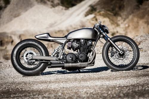 """Honda CB900 độ đậm chất """"lai"""" của Christian Klein - 3"""