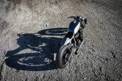 """Honda CB900 độ đậm chất """"lai"""" của Christian Klein - 5"""