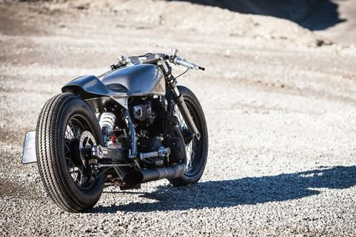"""Honda CB900 độ đậm chất """"lai"""" của Christian Klein - 2"""