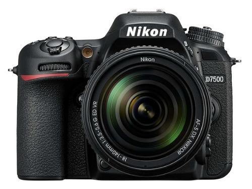 Nikon tung ra máy ảnh D7500 DSLR DX Format mới - 3