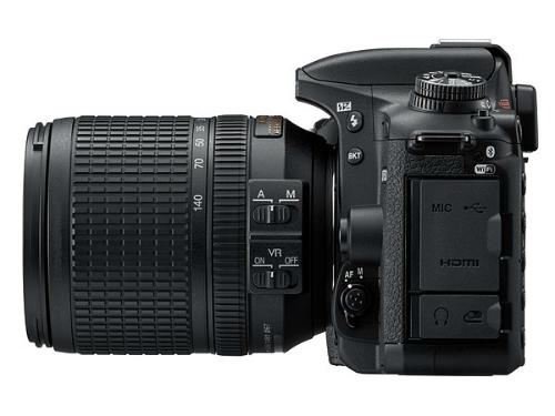 Nikon tung ra máy ảnh D7500 DSLR DX Format mới - 1