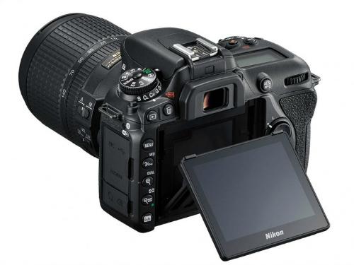 Nikon tung ra máy ảnh D7500 DSLR DX Format mới - 4