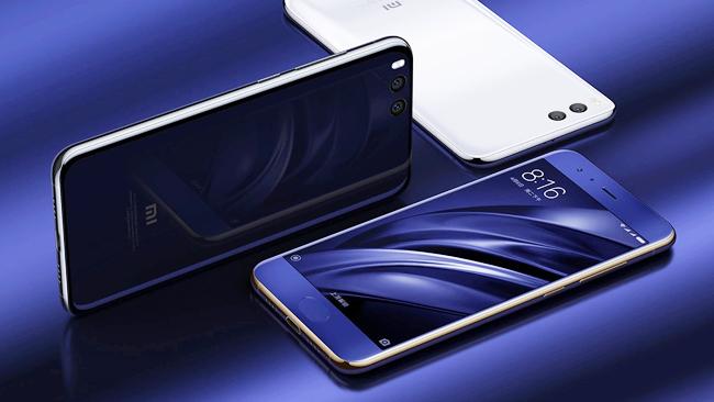 """Cuối cùng thì mẫu smartphone tốn nhiều giấy mực Xiaomi Mi 6 cũng đã chính thức  """" lên sóng """"  với nhiều tính năng, công nghệ hấp dẫn."""