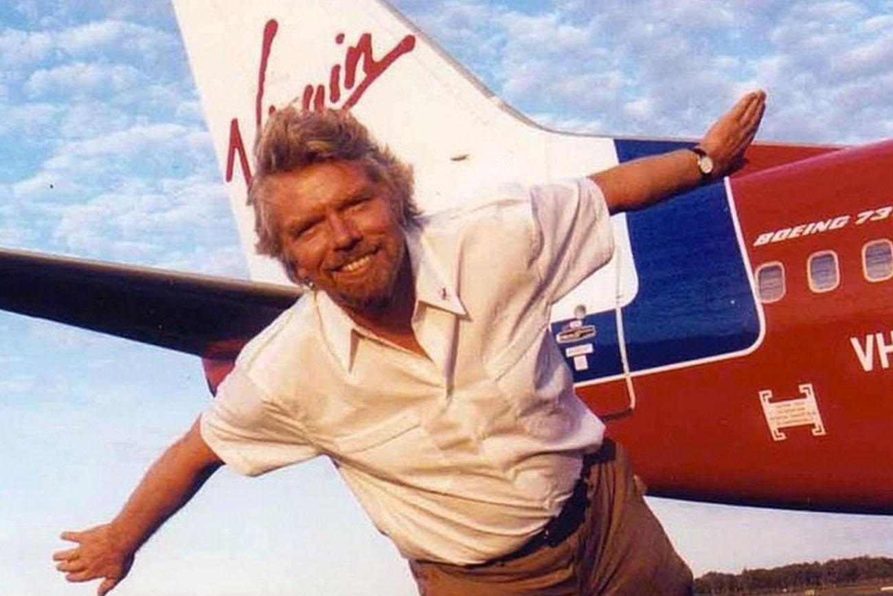 Tỷ phú Richard Branson sẽ nói gì với chính mình năm 25 và 50 tuổi? - 2