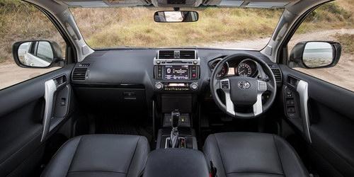 Toyota Prado bản đặc biệt 1,5 tỷ đồng ra mắt - 2