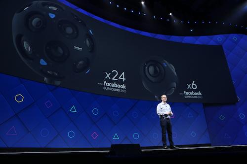 Facebook giới thiệu loạt công nghệ như phim khoa học viễn tưởng - 1