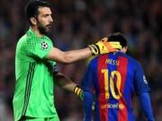Bóng đá - Barca cay đắng bị loại: Messi ngã đập mặt, Neymar tức tưởi