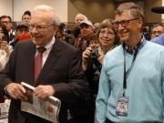 Tài chính - Bất động sản - Bill Gates, Warren Buffett sẽ làm gì nếu mất hết và quay về vạch xuất phát?