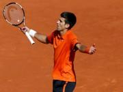 """Thể thao - Tin thể thao HOT 20/4: Djokovic lại """"dính phốt"""" đập vợt"""