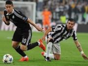 Bóng đá - Bán kết cúp C1: Real Madrid và nỗi ám ảnh Juventus