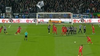Bàn thắng đẹp V33 Ligue 1: Di Maria, Falcao đọ tài đá phạt
