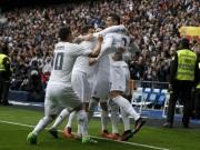 Bóng đá - Tiêu điểm tứ kết cúp C1: Real ưỡn ngực, sạch bóng Anh và Đức