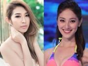 """Hoa hậu Hong Kong """"phát hờn"""" với nhan sắc bạn gái Ngô Kiến Huy"""