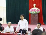 Tin tức trong ngày - Chủ tịch Hà Nội mong được sớm đối thoại với dân Đồng Tâm