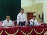 Tin tức trong ngày - Chủ tịch Nguyễn Đức Chung cam kết không có hành động ở Đồng Tâm