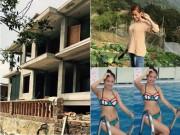 """Đời sống Showbiz - Sao """"Nhật ký Vàng Anh"""": Người 2 biệt thự, kẻ ở nhà thuê"""
