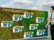 Dự báo thời tiết VTV 20/4: Cả nước nắng chói chang