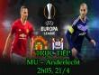 Chi tiết MU – Anderlecht: Kéo dài sang hiệp phụ (KT)