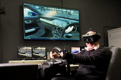 """Công nghệ VR giúp """"lái thử"""" trước khi mua - 2"""