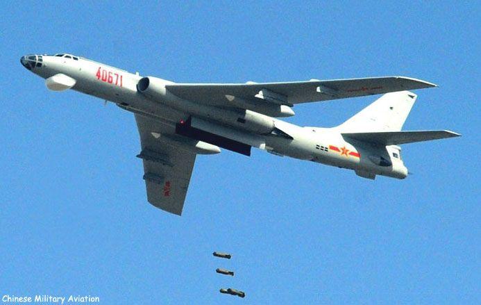 """Mỹ: Oanh tạc cơ TQ chuẩn bị """"tình huống xấu"""" ở Triều Tiên - 2"""