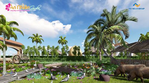 An Nhiên Garden – Cộng đồng xanh giữa lòng thành phố - 2