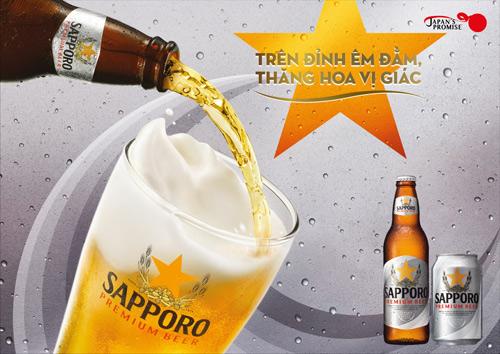 Chất bia êm đằm chinh phục vị giác giới mộ điệu - 2