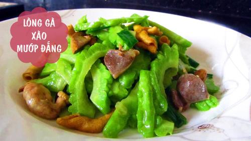 Bữa cơm ngon có vịt giả cầy, canh ngao mướp - 2