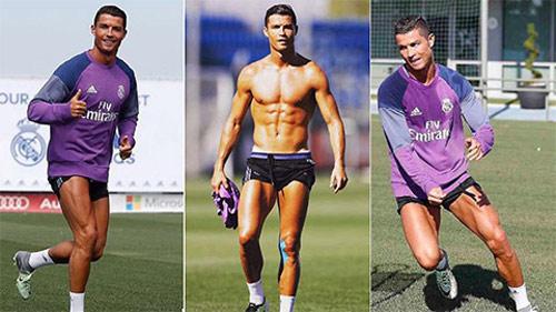 Ronaldo rực rỡ cuối mùa: Bí kíp vàng vô địch thiên hạ - 1