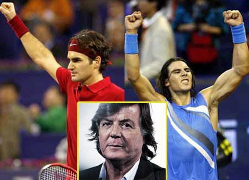 """Huyền thoại tennis: """"Federer giỏi nhất, đừng học Nadal"""" - 1"""
