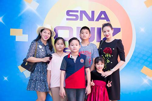 Á hậu Thu Hương - Đồng hành cùng Trường Quốc Tế Bắc Mỹ SNA - 6