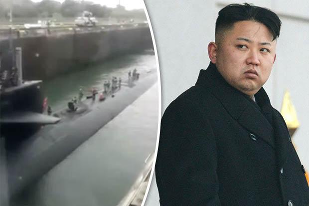 Video: Trump điều tàu ngầm hạt nhân tới Triều Tiên? - 1
