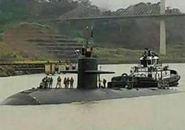 Video: Trump điều tàu ngầm hạt nhân tới Triều Tiên? - 2