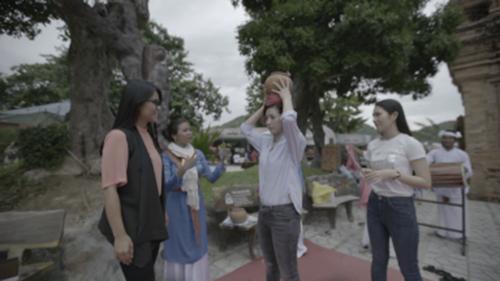 """Bắt gặp hai người đẹp Mai Thanh Hà - Dương Kim Ánh """"tay trong tay"""" tại Vinpearl - 6"""
