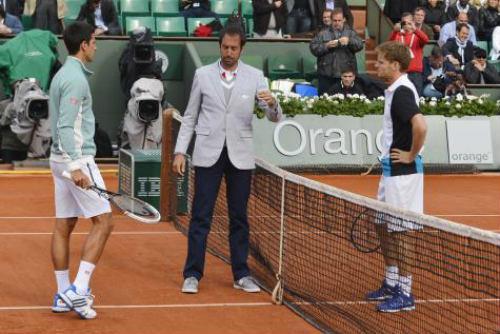 Chi tiết Djokovic - Goffin: Trả giá đắt vì sai lầm (KT) - 8