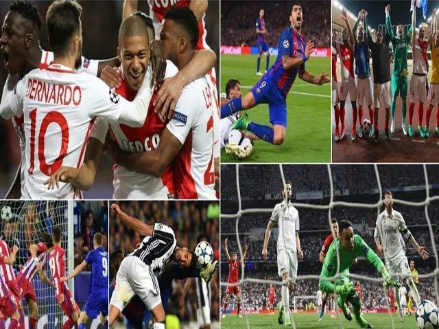 Hậu bốc thăm bán kết Cúp C1: Phản ứng trái chiều