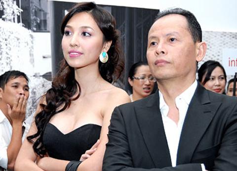 Những cô vợ nõn nà, trẻ hơn chồng 25-30 tuổi của showbiz Việt - 9