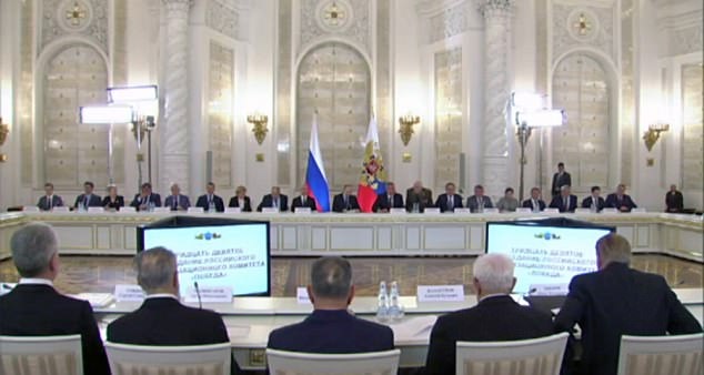 Rộ tin đồn Putin sắp rút lui khỏi ghế Tổng thống Nga - 2