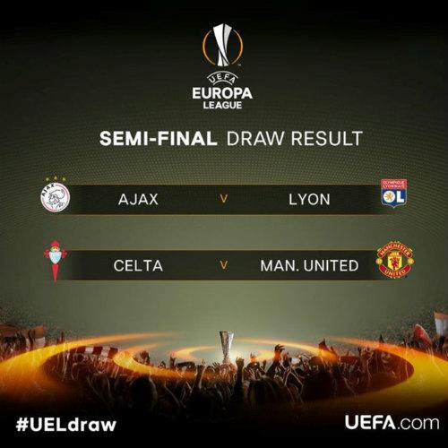 """Bốc thăm Europa League: MU đụng """"hiện tượng"""" từ Liga - 1"""
