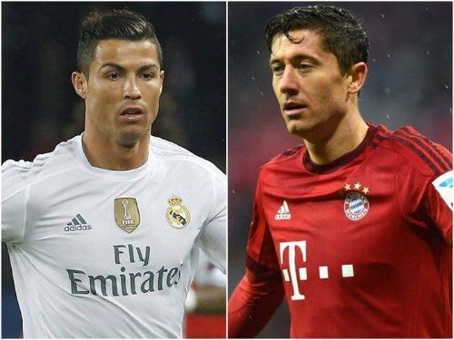 Tin HOT bóng đá tối 21/4: Ronaldo muốn đá cặp Lewandowski - 1