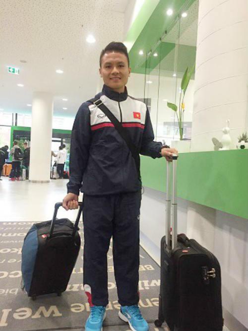 HLV Đức truyền 'bí kíp' cho thủ môn U20 Việt Nam - 1