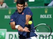 "Thể thao - Djokovic - Carreno-Busta: Đối mặt 2 ""cửa tử"" (V3 Monte-Carlo)"