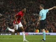 """Bóng đá - MU cách vé dự C1 3 trận: Nhờ """"giấy thần"""" của Mourinho?"""