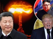 """Thế giới - Mỹ: Oanh tạc cơ TQ chuẩn bị """"tình huống xấu"""" ở Triều Tiên"""
