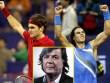 """Huyền thoại tennis: """"Federer giỏi nhất, đừng học Nadal"""""""