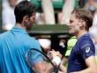Chi tiết Djokovic - Goffin: Trả giá đắt vì sai lầm (KT)