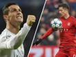 Tin HOT bóng đá tối 21/4: Ronaldo muốn đá cặp Lewandowski
